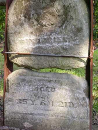 UNKNOWN [WILLIAMS?], UNKNONW - Meigs County, Ohio   UNKNONW UNKNOWN [WILLIAMS?] - Ohio Gravestone Photos