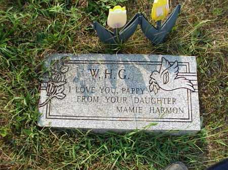 GLOYD, W.[WILLIAM] H.[HENRY] - Meigs County, Ohio | W.[WILLIAM] H.[HENRY] GLOYD - Ohio Gravestone Photos