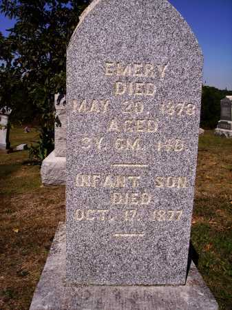 VALE, INFANT SON - Meigs County, Ohio | INFANT SON VALE - Ohio Gravestone Photos