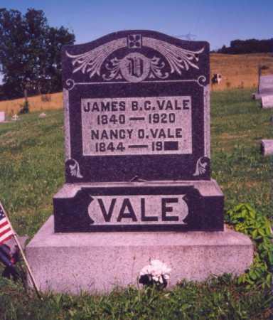 VALE, NANCY O. - Meigs County, Ohio | NANCY O. VALE - Ohio Gravestone Photos