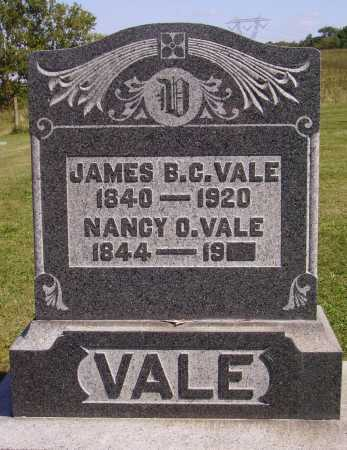 VALE, NANCY - Meigs County, Ohio | NANCY VALE - Ohio Gravestone Photos