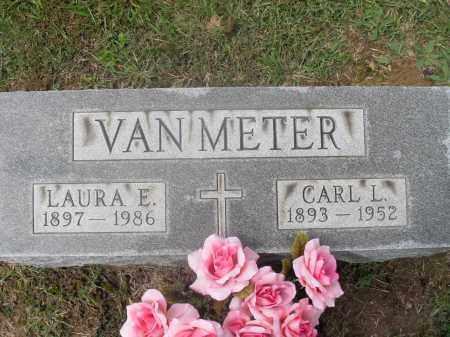 VAN METER, CARL L. - Meigs County, Ohio | CARL L. VAN METER - Ohio Gravestone Photos