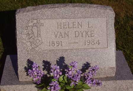 VANDYKE, HELEN L. - Meigs County, Ohio | HELEN L. VANDYKE - Ohio Gravestone Photos