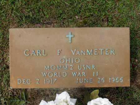 VANMETER, CARL F. - Meigs County, Ohio | CARL F. VANMETER - Ohio Gravestone Photos