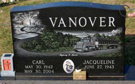 VANOVER, CARL - Meigs County, Ohio | CARL VANOVER - Ohio Gravestone Photos