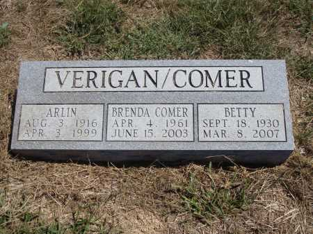 CLAY VERIGAN, BETTY - Meigs County, Ohio | BETTY CLAY VERIGAN - Ohio Gravestone Photos