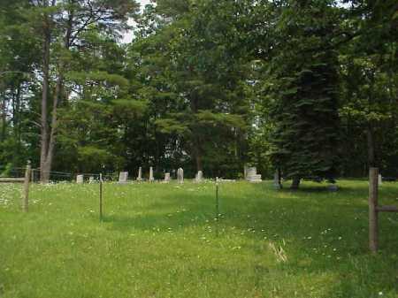 HUGG CEMETERY,  - Meigs County, Ohio |  HUGG CEMETERY - Ohio Gravestone Photos