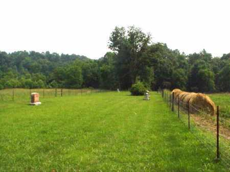 VONSCHRITZ CEMETERY, VIEW 1 - Meigs County, Ohio | VIEW 1 VONSCHRITZ CEMETERY - Ohio Gravestone Photos