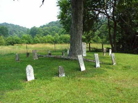 VONSCHRITZ CEMETERY, VIEW 2 - Meigs County, Ohio | VIEW 2 VONSCHRITZ CEMETERY - Ohio Gravestone Photos