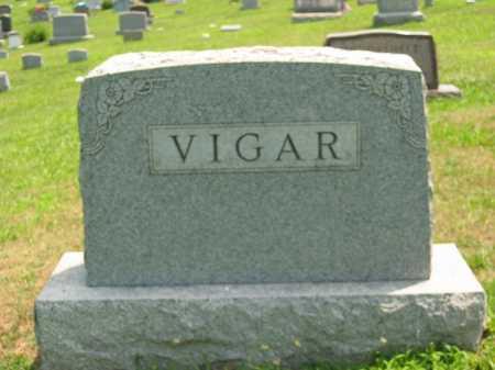 VIGAR, J. WILLIAM - Meigs County, Ohio | J. WILLIAM VIGAR - Ohio Gravestone Photos