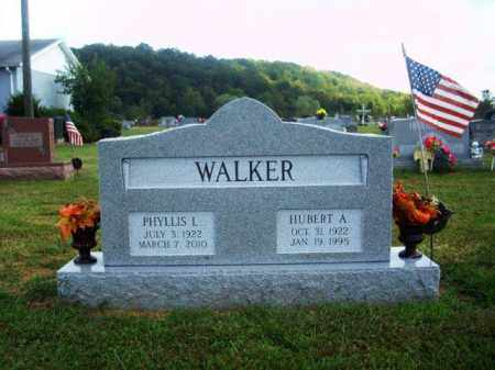 WALKER, HUBERT A - Meigs County, Ohio   HUBERT A WALKER - Ohio Gravestone Photos