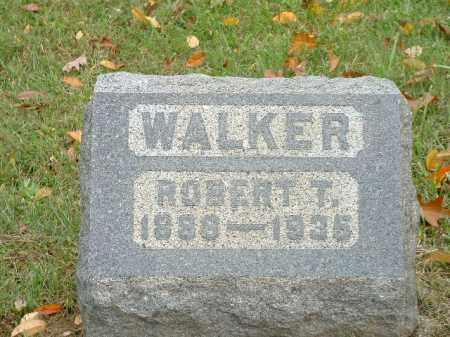 WALKER, ROBERT T. - Meigs County, Ohio | ROBERT T. WALKER - Ohio Gravestone Photos