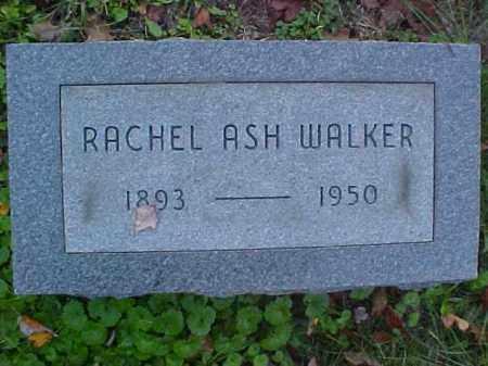 WALKER, RACHEL - Meigs County, Ohio   RACHEL WALKER - Ohio Gravestone Photos