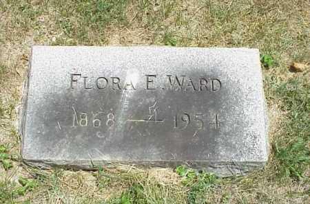 WARD, FLORA E. - Meigs County, Ohio | FLORA E. WARD - Ohio Gravestone Photos