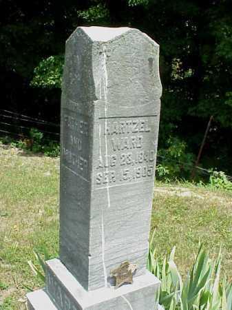 WARD, HARTZEL - Meigs County, Ohio   HARTZEL WARD - Ohio Gravestone Photos