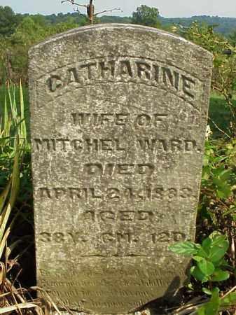 WARD, KATHARINE - Meigs County, Ohio | KATHARINE WARD - Ohio Gravestone Photos