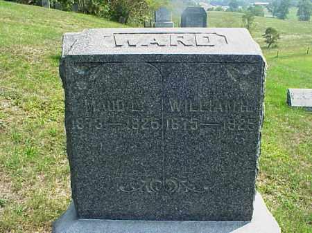 WARD, WILLIAM H. - Meigs County, Ohio | WILLIAM H. WARD - Ohio Gravestone Photos