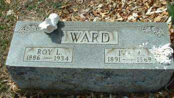 WARD, ROY L. - Meigs County, Ohio | ROY L. WARD - Ohio Gravestone Photos