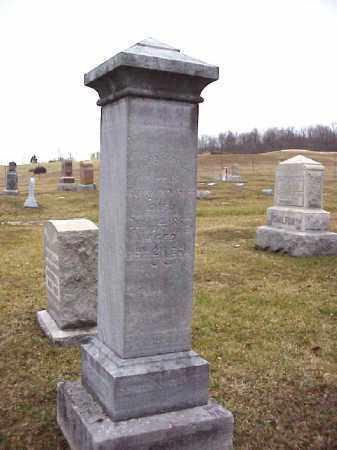 GOTSCHALL WARNER, EVA JANE - Meigs County, Ohio | EVA JANE GOTSCHALL WARNER - Ohio Gravestone Photos