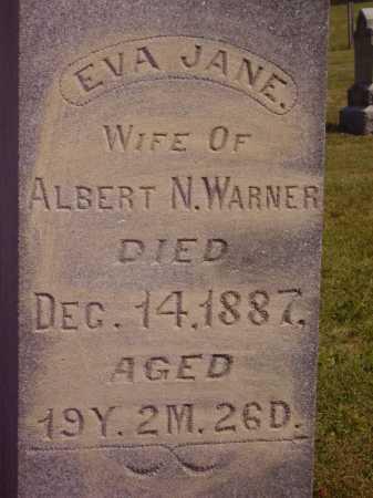 GOTSCHALL WARNER, EVA JANE - CLOSEVIEW - Meigs County, Ohio | EVA JANE - CLOSEVIEW GOTSCHALL WARNER - Ohio Gravestone Photos