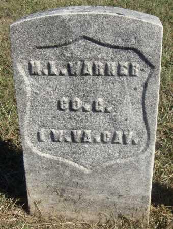 WARNER, MARSHALL L. - Meigs County, Ohio   MARSHALL L. WARNER - Ohio Gravestone Photos