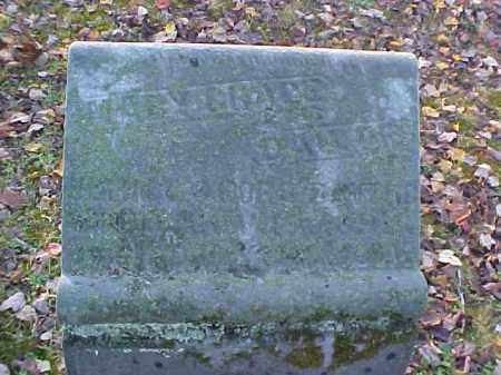 WEBB, MARY GRACE - Meigs County, Ohio | MARY GRACE WEBB - Ohio Gravestone Photos