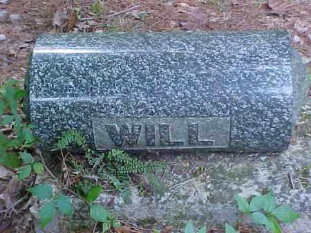 WEHE, WILL - Meigs County, Ohio | WILL WEHE - Ohio Gravestone Photos