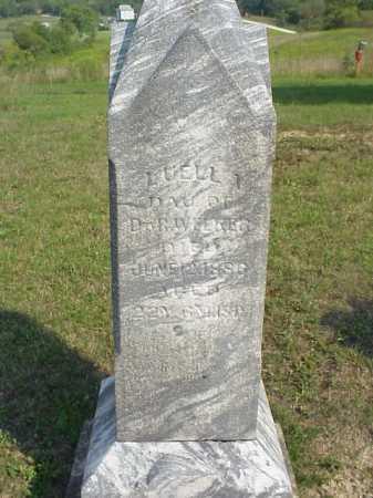 WELKER, LUELLA - Meigs County, Ohio | LUELLA WELKER - Ohio Gravestone Photos