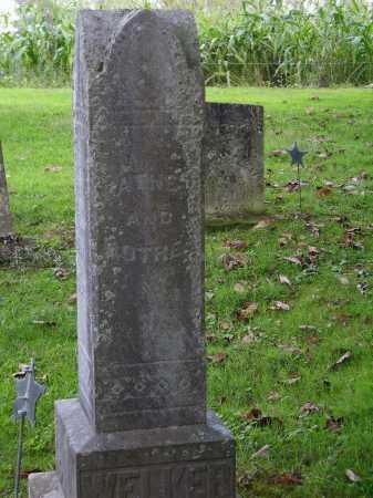 WELKER, MONUMENT - Meigs County, Ohio | MONUMENT WELKER - Ohio Gravestone Photos