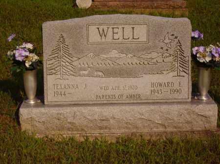 WELL, TEXANNA J. - Meigs County, Ohio   TEXANNA J. WELL - Ohio Gravestone Photos