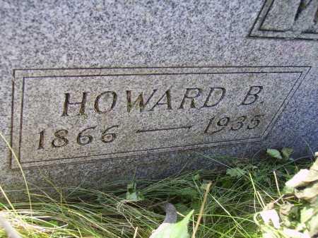WELLS, HOWARD BUTLER - Meigs County, Ohio   HOWARD BUTLER WELLS - Ohio Gravestone Photos