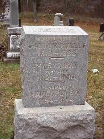 RAY, MARGARET - Meigs County, Ohio | MARGARET RAY - Ohio Gravestone Photos