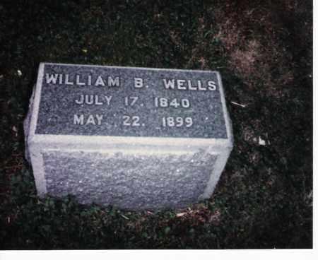 WELLS, WILLIAM - Meigs County, Ohio | WILLIAM WELLS - Ohio Gravestone Photos