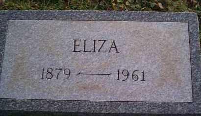 COMBS WELSH, ELIZA - Meigs County, Ohio   ELIZA COMBS WELSH - Ohio Gravestone Photos