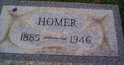 WELSH, THOMAS HOMER - Meigs County, Ohio   THOMAS HOMER WELSH - Ohio Gravestone Photos