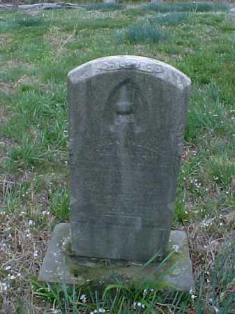 WALTER WERRY, MARIA - Meigs County, Ohio   MARIA WALTER WERRY - Ohio Gravestone Photos