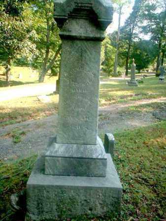 WEYERSMILLER, GEORGE - Meigs County, Ohio | GEORGE WEYERSMILLER - Ohio Gravestone Photos