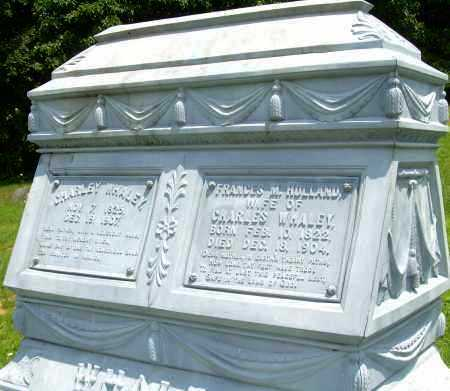 WHALEY, CHARLES - Meigs County, Ohio | CHARLES WHALEY - Ohio Gravestone Photos