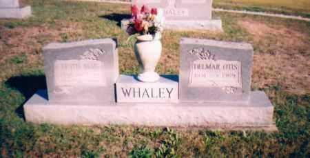 WHALEY, DELMER OTIS - Meigs County, Ohio   DELMER OTIS WHALEY - Ohio Gravestone Photos