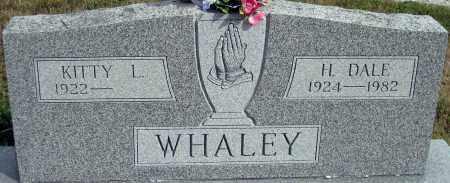 WHALEY, KITTY I - Meigs County, Ohio | KITTY I WHALEY - Ohio Gravestone Photos