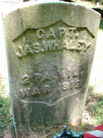 WHALEY, JAMES, CAPT. - Meigs County, Ohio | JAMES, CAPT. WHALEY - Ohio Gravestone Photos