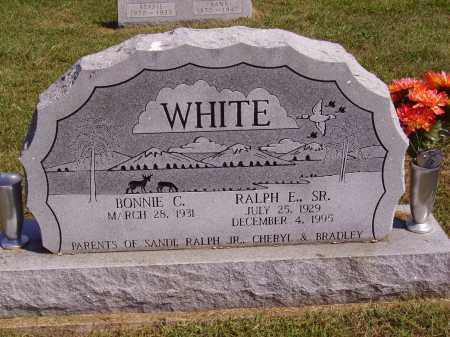 WHITE, BONNIE C. - Meigs County, Ohio | BONNIE C. WHITE - Ohio Gravestone Photos