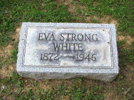 WHITE, EVA - Meigs County, Ohio | EVA WHITE - Ohio Gravestone Photos