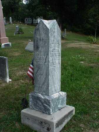 WHITE, J. HOMER - Meigs County, Ohio | J. HOMER WHITE - Ohio Gravestone Photos