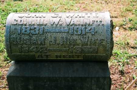 WHITE, SUSAN J. - Meigs County, Ohio   SUSAN J. WHITE - Ohio Gravestone Photos