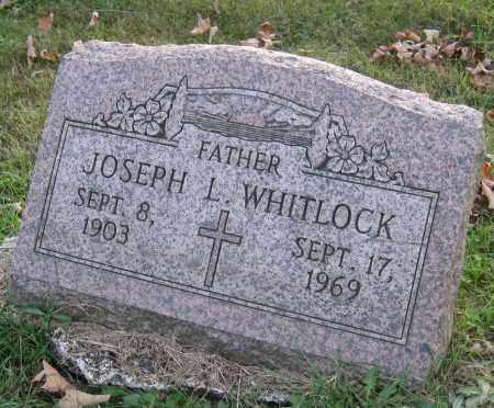 WHITLOCK, JOSEPH L - Meigs County, Ohio | JOSEPH L WHITLOCK - Ohio Gravestone Photos