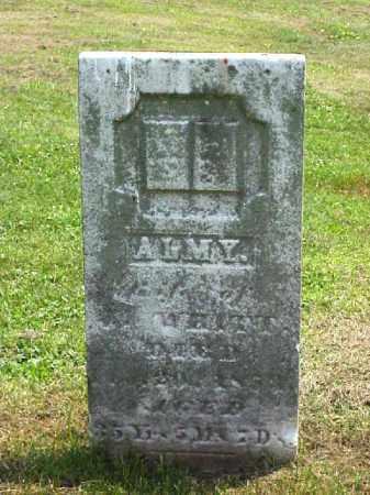 WHITT, ALMY - Meigs County, Ohio   ALMY WHITT - Ohio Gravestone Photos