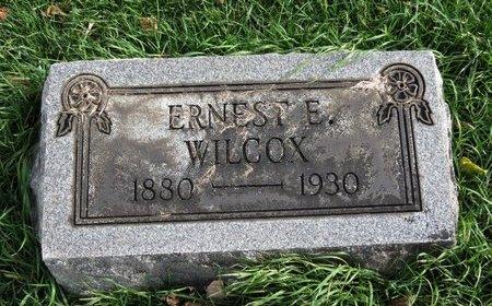 WILCOX, ERNEST E. - Meigs County, Ohio | ERNEST E. WILCOX - Ohio Gravestone Photos