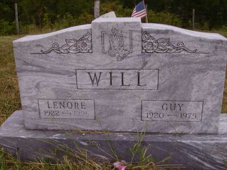 WILL, LENORE - Meigs County, Ohio | LENORE WILL - Ohio Gravestone Photos