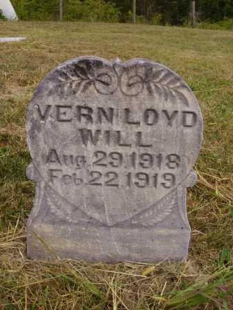 WILL, VERN LOYD - Meigs County, Ohio   VERN LOYD WILL - Ohio Gravestone Photos